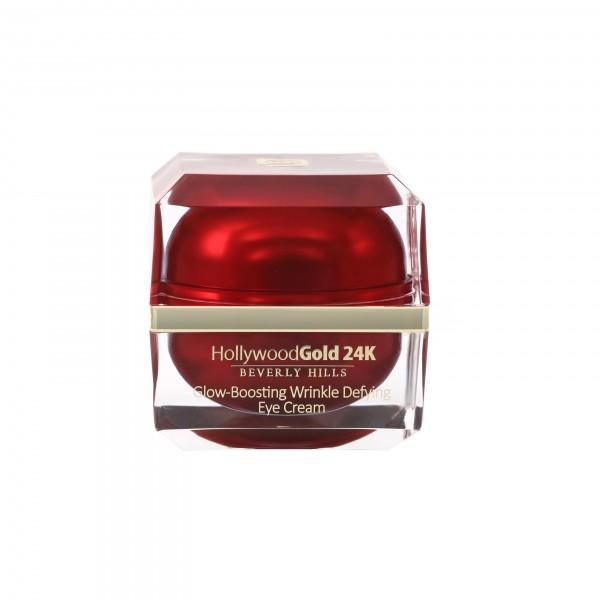 Glow Boosting Wrinkle Defying Eye Cream
